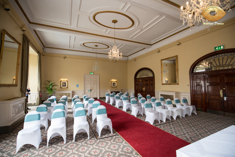 wedding photos from Crown Hotel Harrogate by Yorkshire