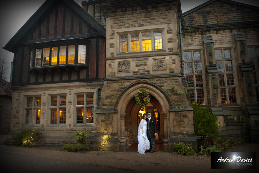 Jesmond Dene House Newcastle Wedding Photos Photographer