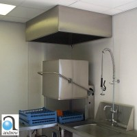 Kitchen Ventilation, Canopies and Ceilings - from Andrew ...