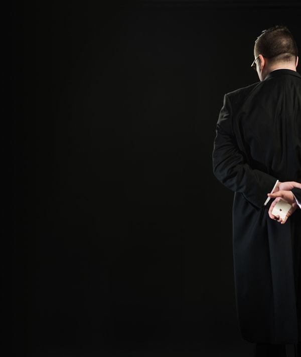 Magician Photography