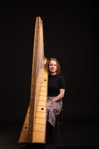 Harpist Photography