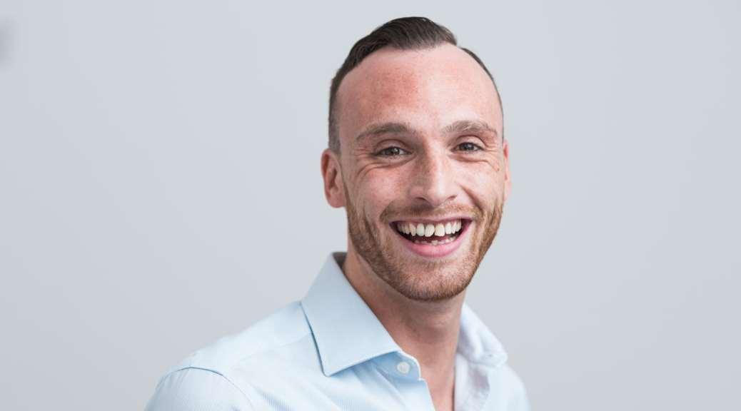 LinkedIn Headshot Photography London