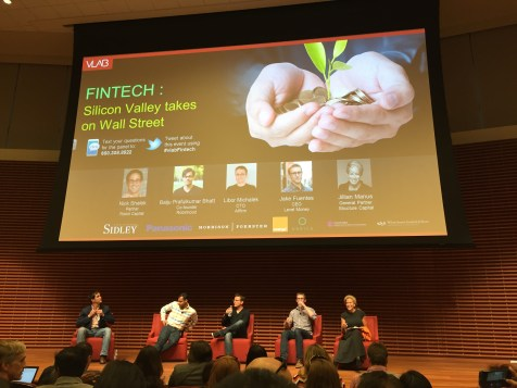 FinTech: Stanford VLAB