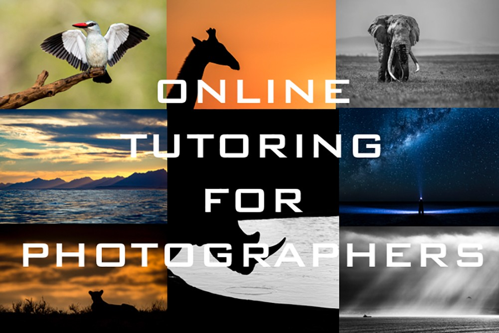 Online Tutoring for Photographers