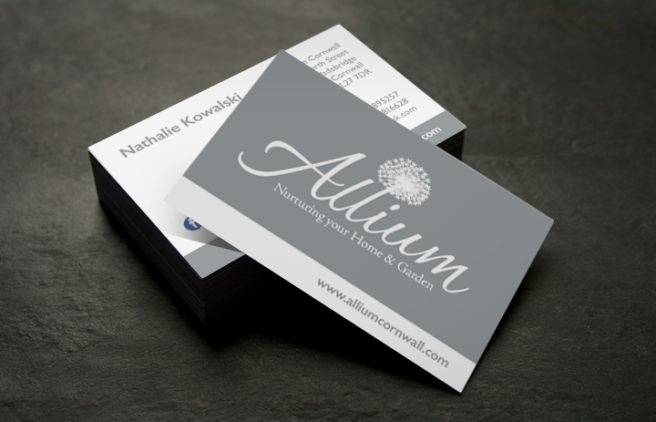 Andrew Burdett Design Retail Business Cards Design And