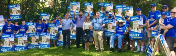 LNP Team Townsville 30.10.2017