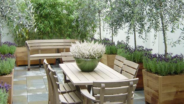 City Courtyard Garden Knightsbridge