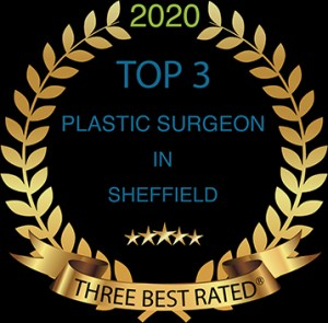 Logo for Mr Morritt top 3 Plastic surgeon in Sheffield