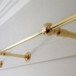 Kitchen Pot Holders Cabinet Plans Towel Rail   Holder Andrew Nebbett ...
