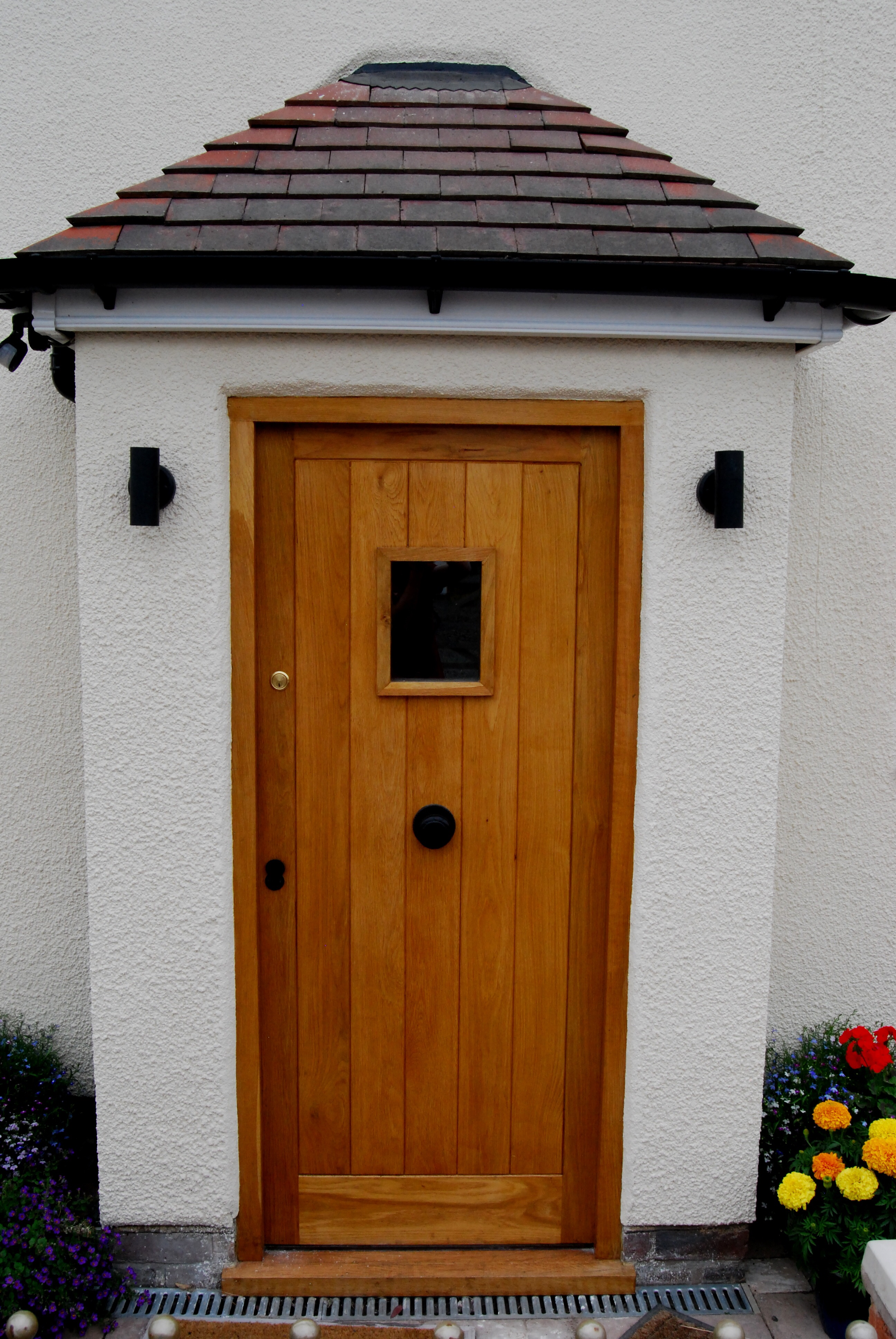 External joinery  Andrew Pinder