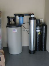 water softener equipment