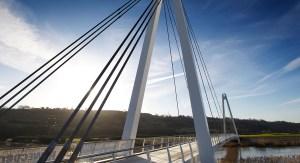 Celtic Manor Bridge