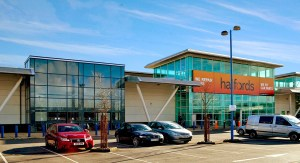 Newport Retail Parc