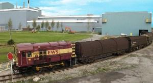 tata rail track