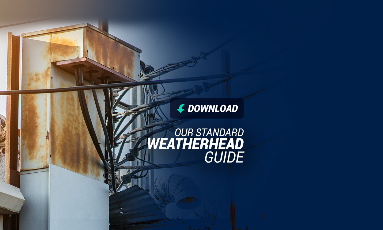 hight resolution of bussed weatherhead guide