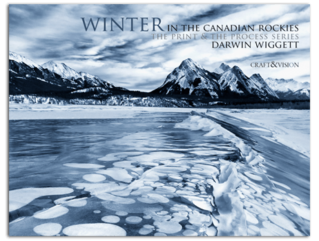 Winter in the Canadian Rockies by Darwin Wiggett