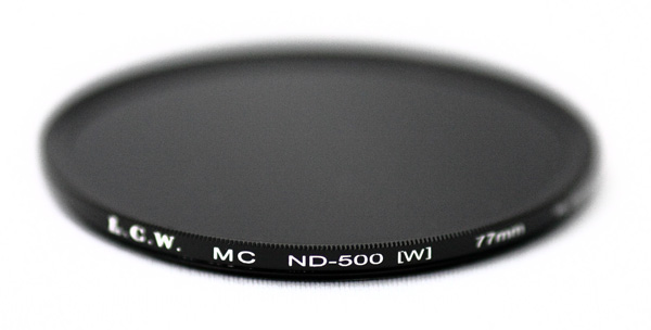Light Craft Workshop 9 stop neutral density filter