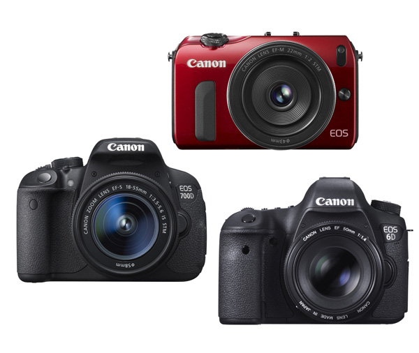 Canon EOS camera buyers guide