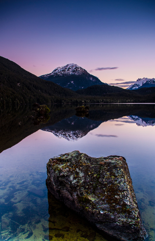New Zealand landscape photo by Spencer Clubb