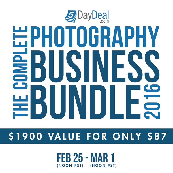 Complete Photography Business Bundle