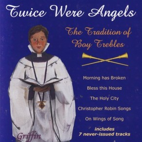 Twice were angels