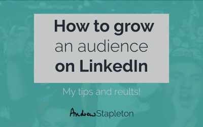 How to grow an audience on LinkedIn