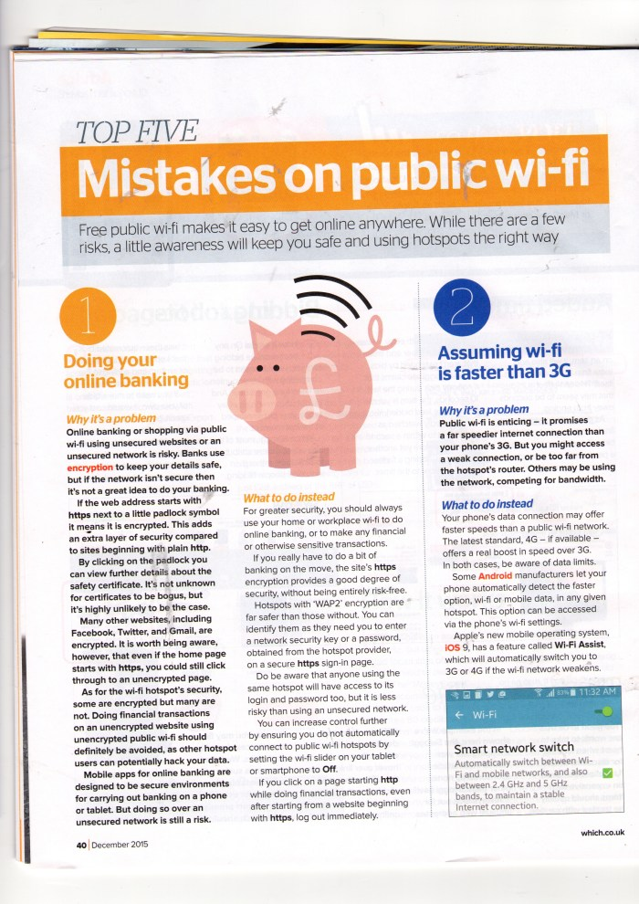 Top 5 Mistakes on Public Wi-Fi, p.1