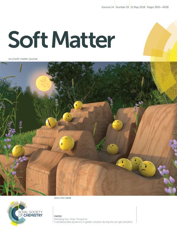 Soft Matter封面