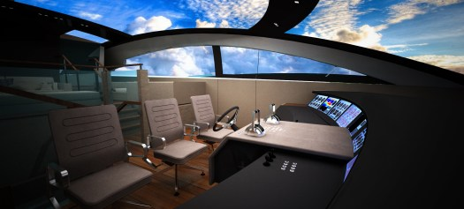 Continuum-pilothouse