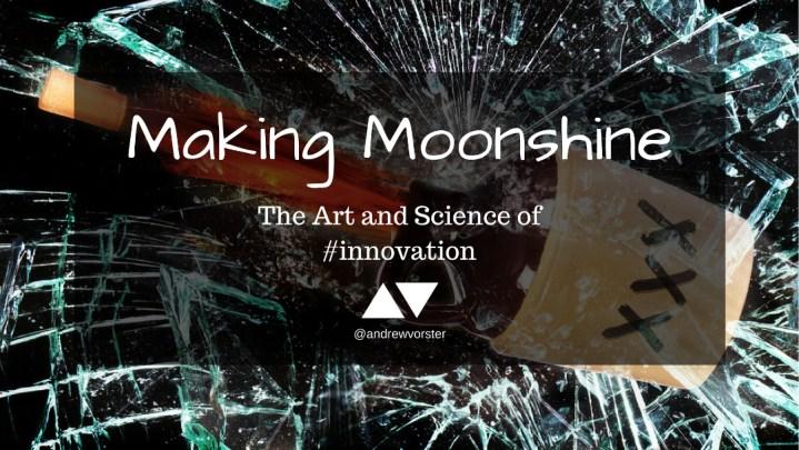 Making Moonshine
