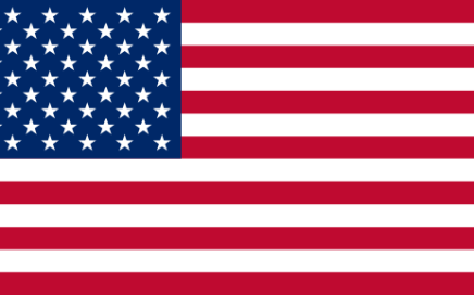 Country flag of America