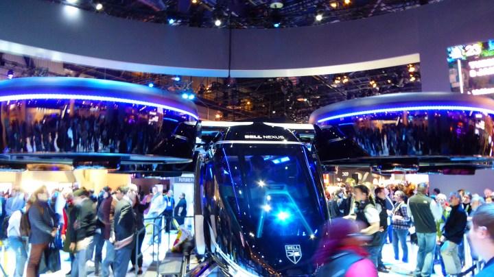 Flying car?
