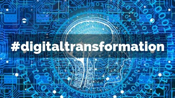 "You shouldn't NEED a ""Digital Transformation"""