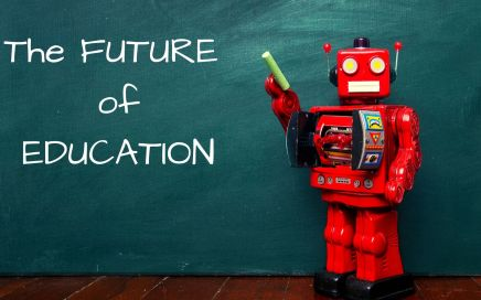 Robot teacher future of education?