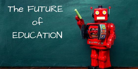 Robot teacher future of education?