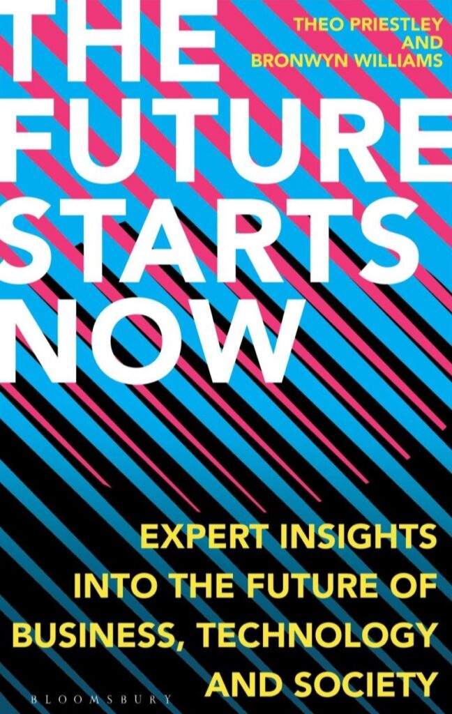 The Future Starts Now published by Bloomsbury