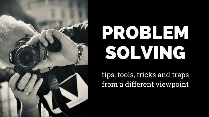 Problem solving frameworks