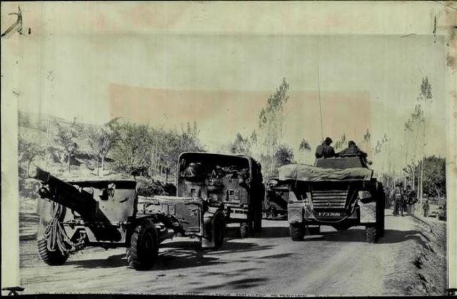 Kashmir at war - November 1947