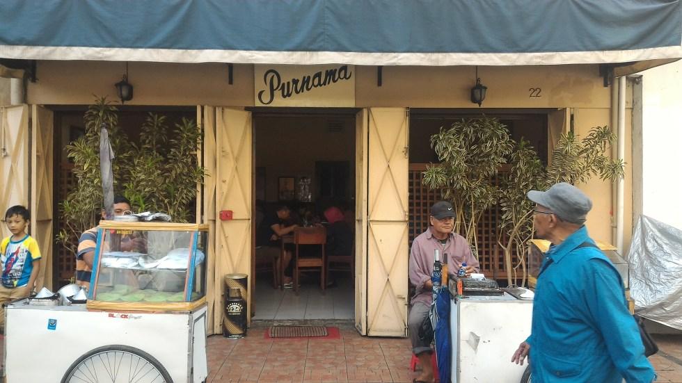 Sarapan di Bandung: Kopi Purnama