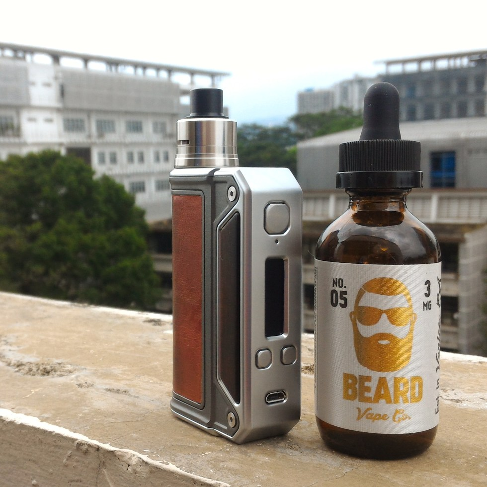 Beard Vape Co's #05 Review