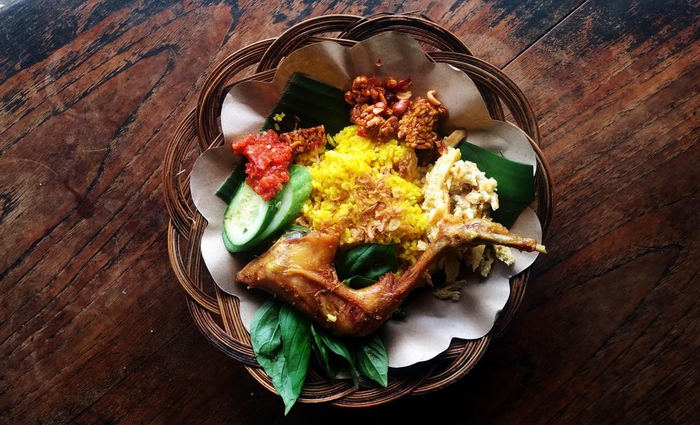 Sarapan di Bandung: Warung Taru