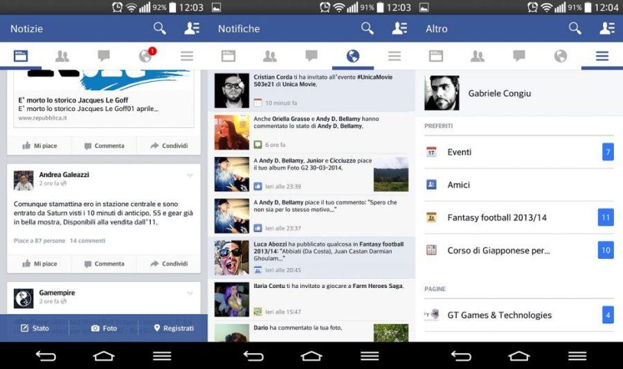 Facebook-beta