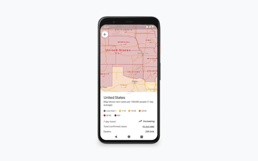 nueva actualizacion google maps