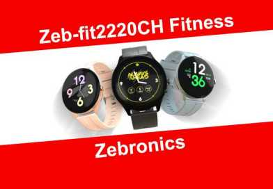Zeb-fit2220CH Fitness