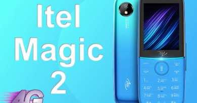 Itel Magic 2
