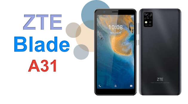 ZTE Blade A31