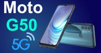 Moto G50 5G