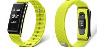 Honor Fitness Band