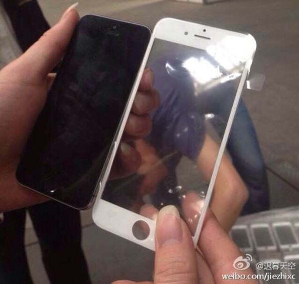 iPhone 6_Front Pannel_www.androdollar.com