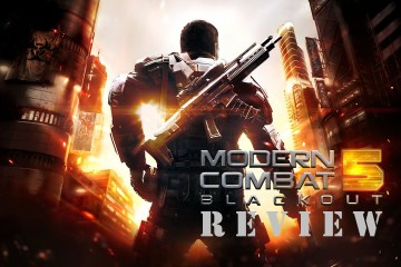 Modern Combat 5 Review – Andro Dollar